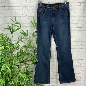 Lane Bryant Hi Rise Boot w/ Tighter Tummy Jeans